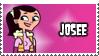 TDRR Stamp - Josee by 100latino