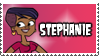 TDRR Stamp - Stephanie by 100latino