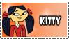 TDRR Stamp - Kitty by 100latino