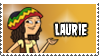 TDRR Stamp - Laurie by 100latino