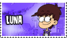 Luna Loud's Stamp by 100latino