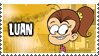 Luan Loud's Stamp by 100latino