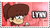 Lynn Loud's Stamp by 100latino