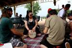 Drum Circle Drummers