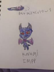 The bat miraculous and impp