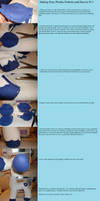 Making Fetlocks Pt 3 (Plus Sewing Hooves)
