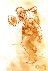 Cowboy by ZNG
