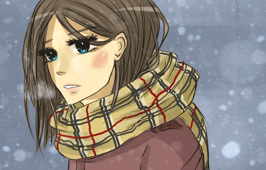 Winter by Taimuaki