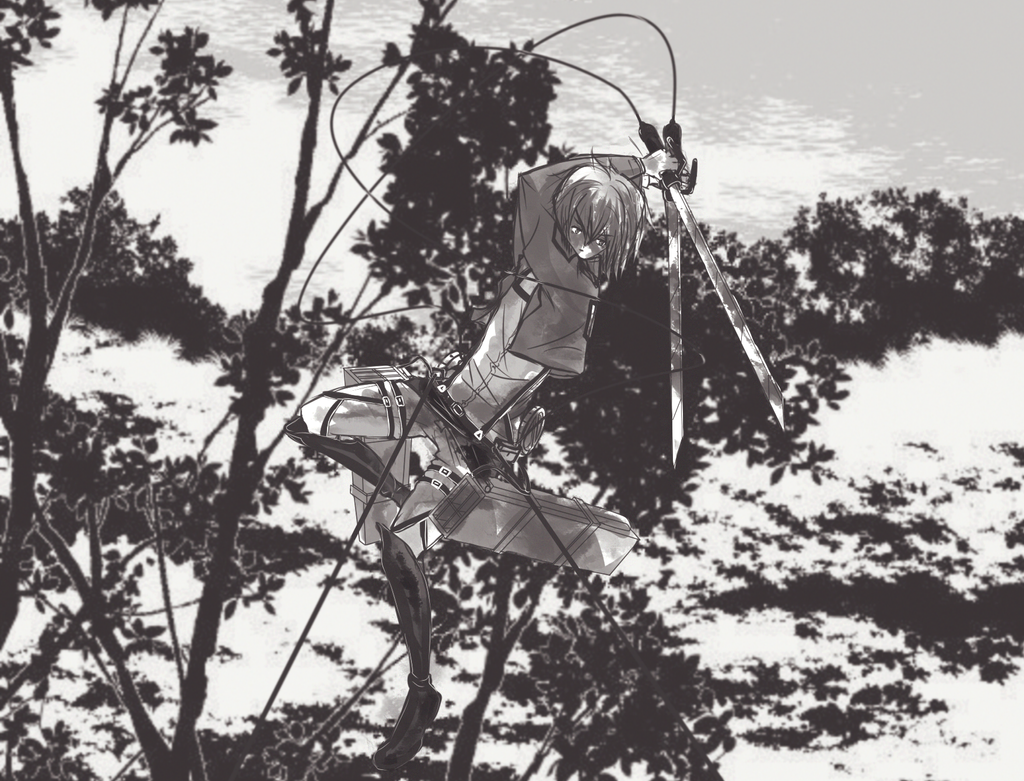 Armin Arlert / Shingeki no Kyojin by Taimuaki