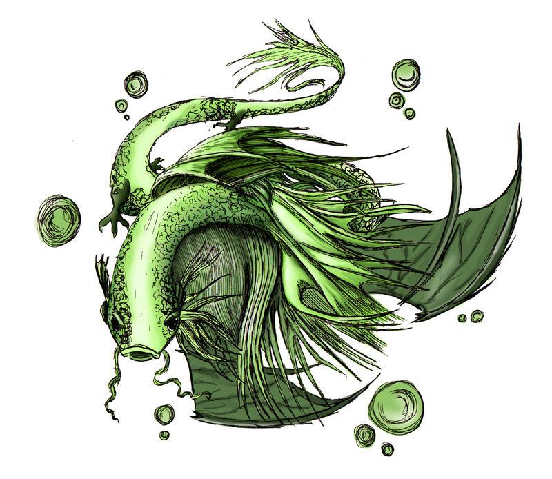 Koi dragon fish by dragon eyed one on deviantart for Dragon koi fish