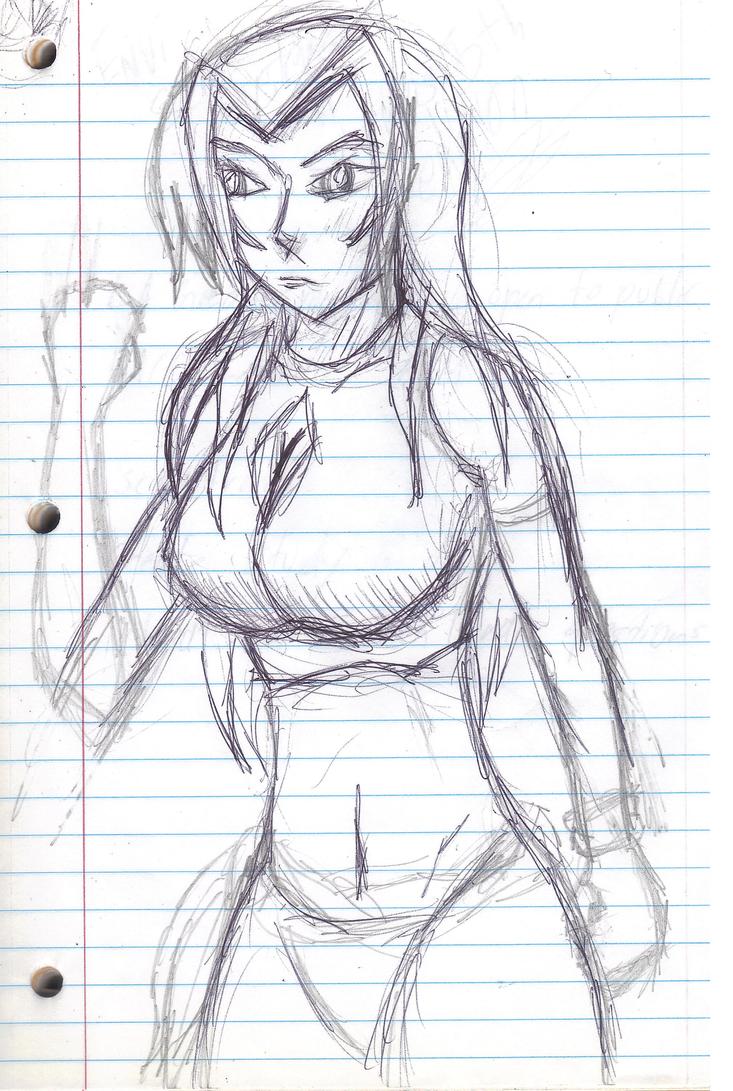 Tala pen sketch by delitiaheiral