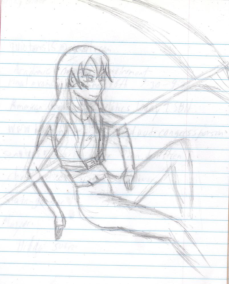 Leena sketch by delitiaheiral
