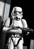 stormtrooper by Benco42
