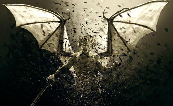 Gargoyles Genesis- Thales 2