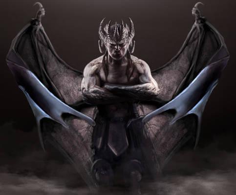 Gargoyles Genesis- Thales 3