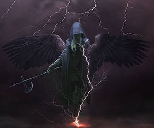 Gargoyles Genesis- Apollion