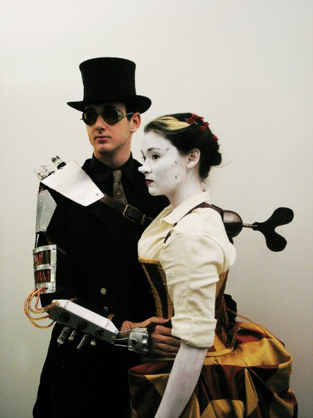 Mechanical Doll Costume One by OLIVESELKIE
