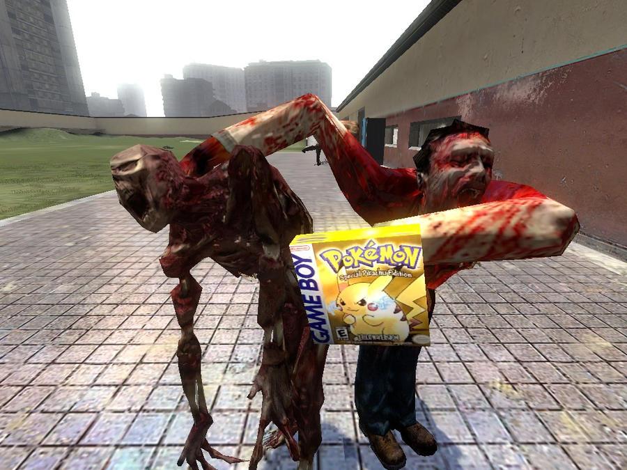 Zombies Likes Pokemon D By Yang592 On DeviantArt