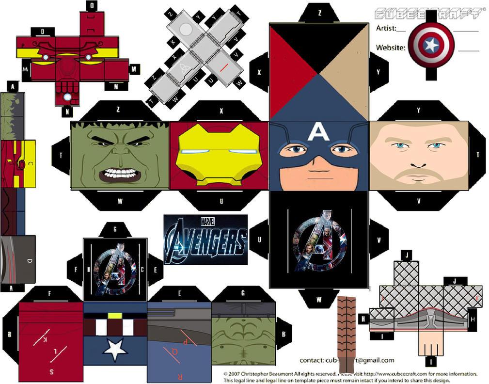 The Avengers 1 528802949 on 1492 In Art