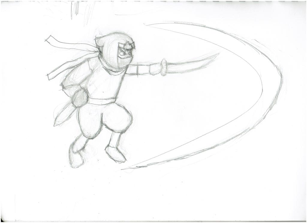 06/16/15-06/18/15: Dickhiskhan Ninja Gaiden Sketch by Madtaz64