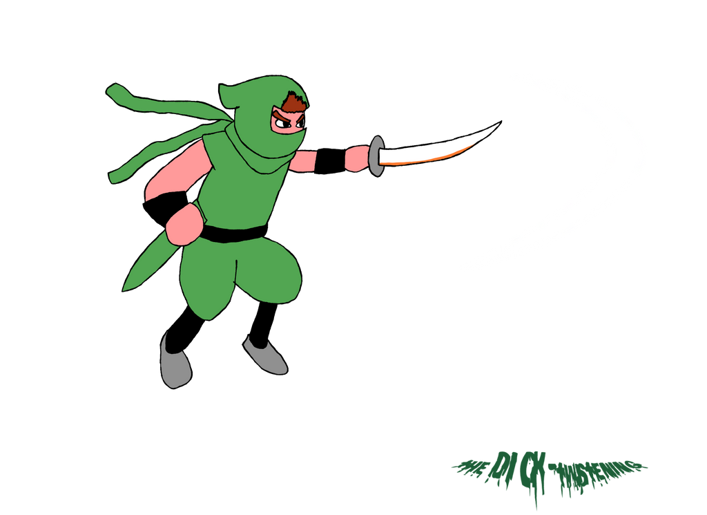06/19/15-06/20/15: Dickhiskhan Ninja Gaiden Color by Madtaz64