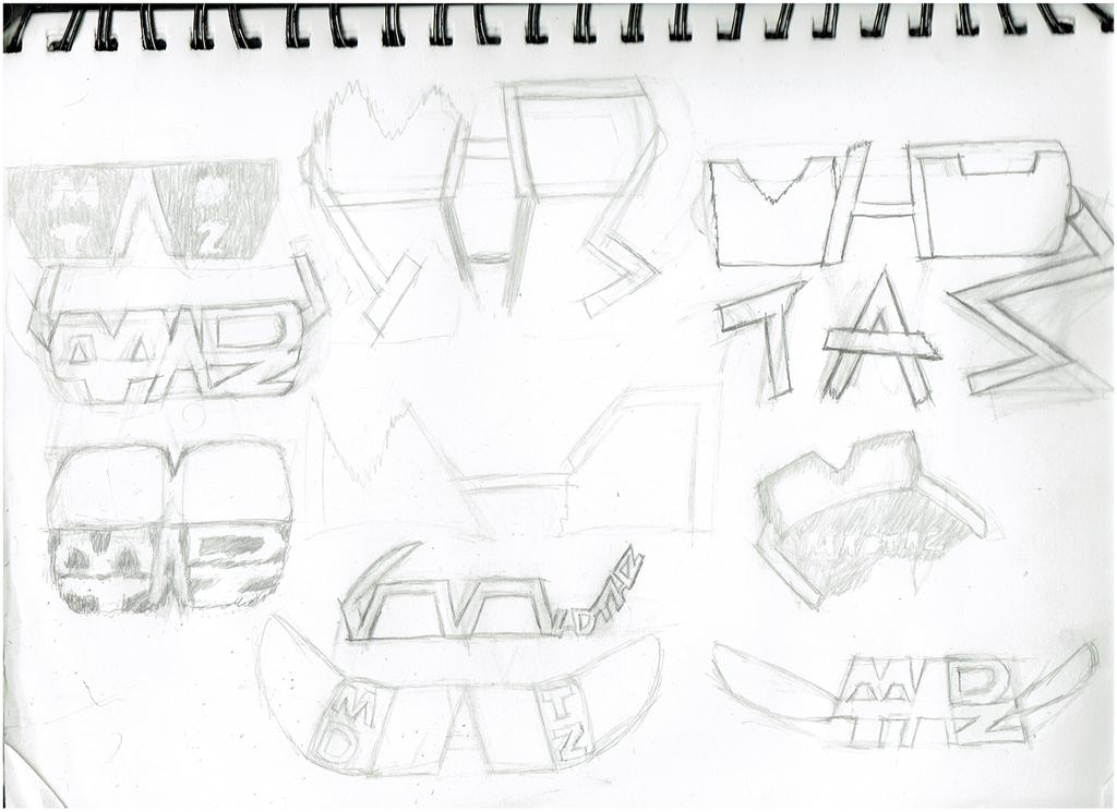 10/08/15-10/13/15: Madtaz Avatar/Logo Brainstormin by Madtaz64