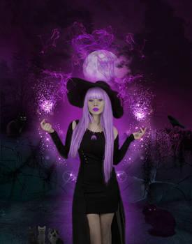 Modern Day Sexy Witch