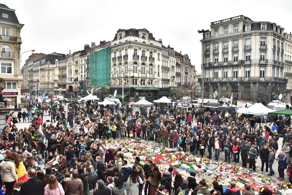 Brussels Bombings 2016 by The-Cry-Of-Mankind