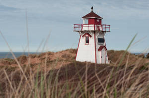 Covehead Harbour Lighthouse by AEisnor