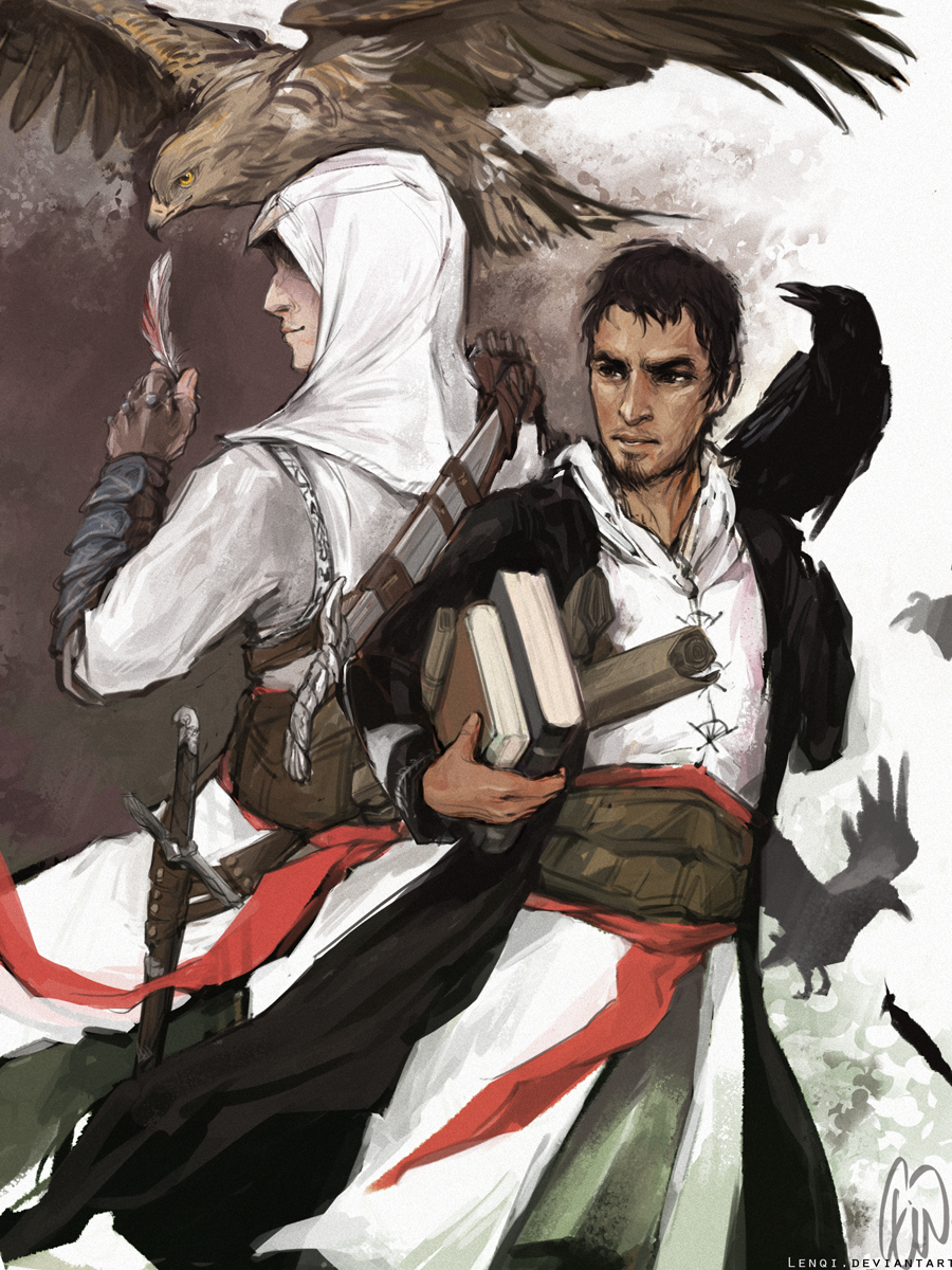 The Master Assassin and The Dai by Lenqi
