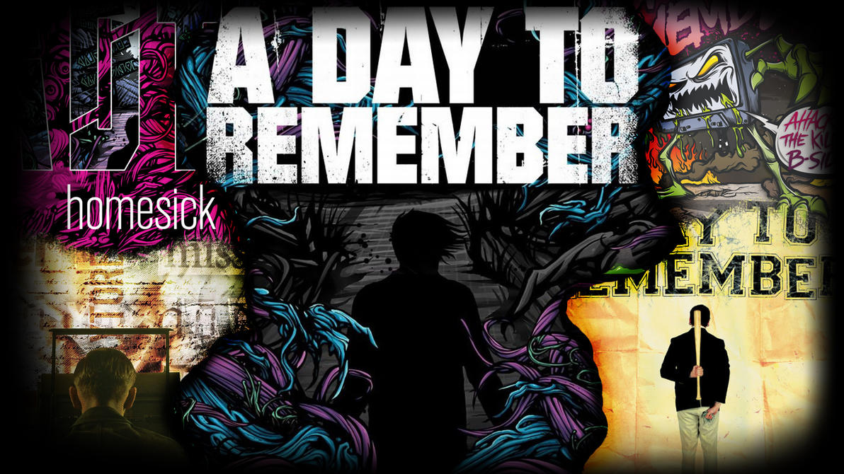 A day to remember by stoorm333 on DeviantArt A Day To Remember 2012