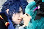 .:Vocaloid: Aren't you a beauty:.