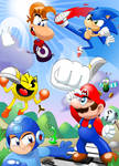 Rayman in Super Smash Bros. for Wii U and 3DS