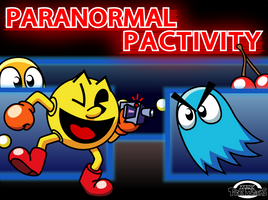 Paranormal Pactivity by MarkProductions