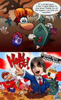 Rayman in Smash Bros. - FINAL CHANCE! by MarkProductions