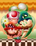 Super Wacky Mario Bros.!!