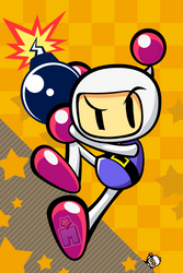 Bomberman Fusion (remake) by MarkProductions