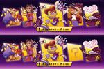 Rayman For Smash - Banner