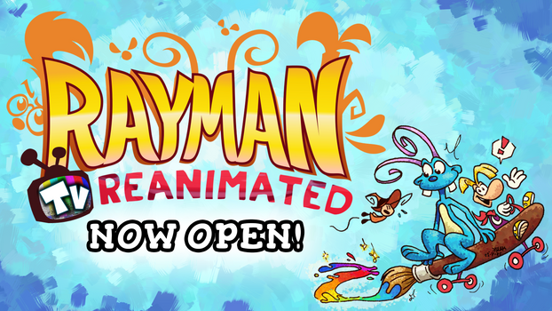 RAYMAN REANIMATED TWOOO! (Out now!)