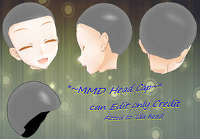 .:MMD Head Cap:.  ~60+ Watchers Gift!~  [Download] by LilMissLillie