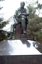 Sculpture Walk- (16 of 20) Vietnam Veteran's Memor