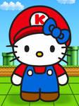 Hello Kitty Mario