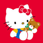 Teddy for Hello Kitty