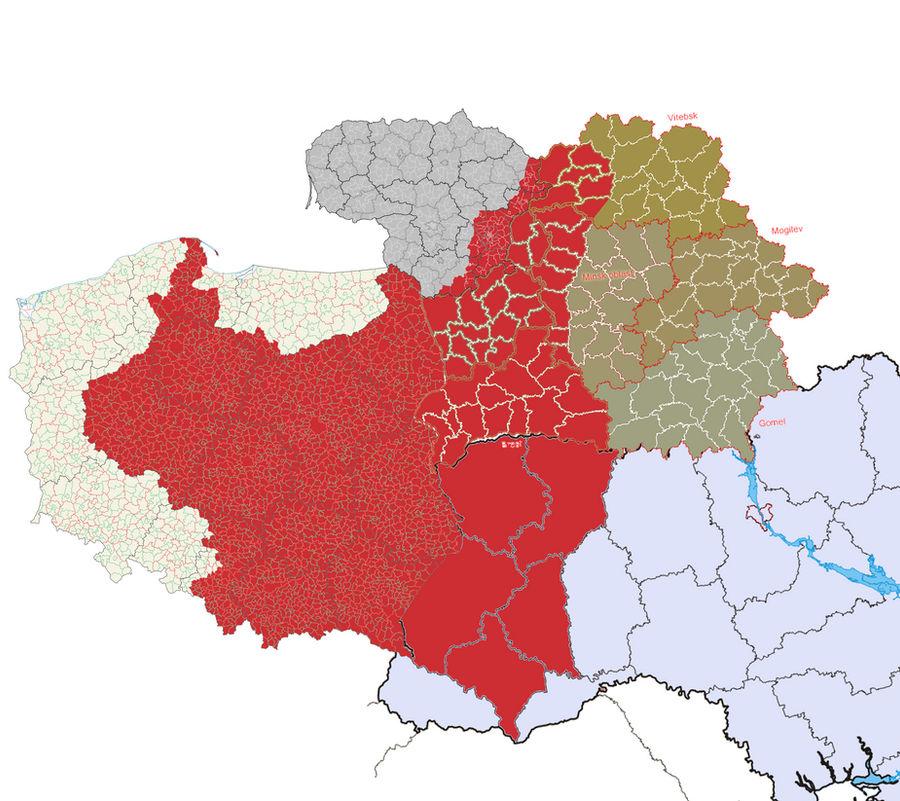 II Rzeczpospolita dzisiaj by GrzegorzusLudi