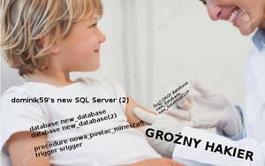 SQL Injection [SMIESZNE] by GrzegorzusLudi