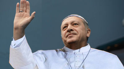 The turkish pope