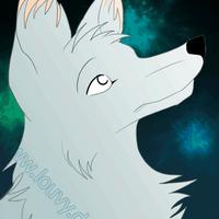 Anim  Look the stars by Louvy