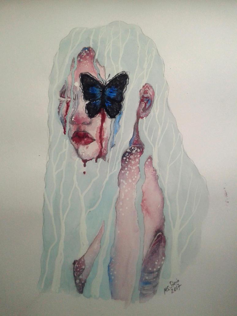 Butterfly by msstein0