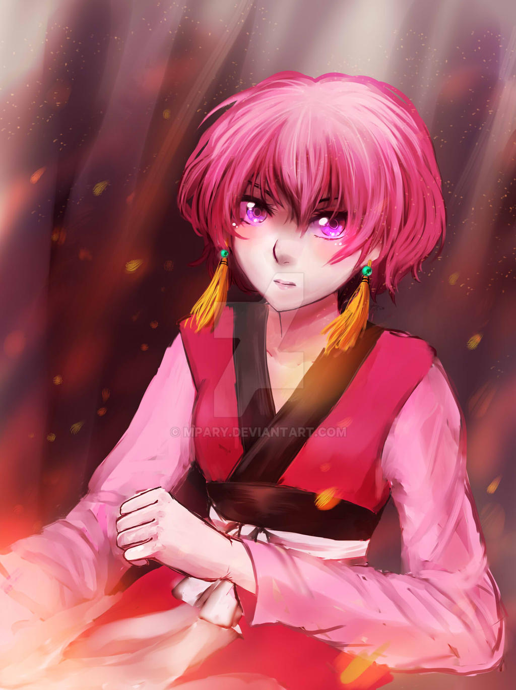 Akatsuki no Yona by mpary