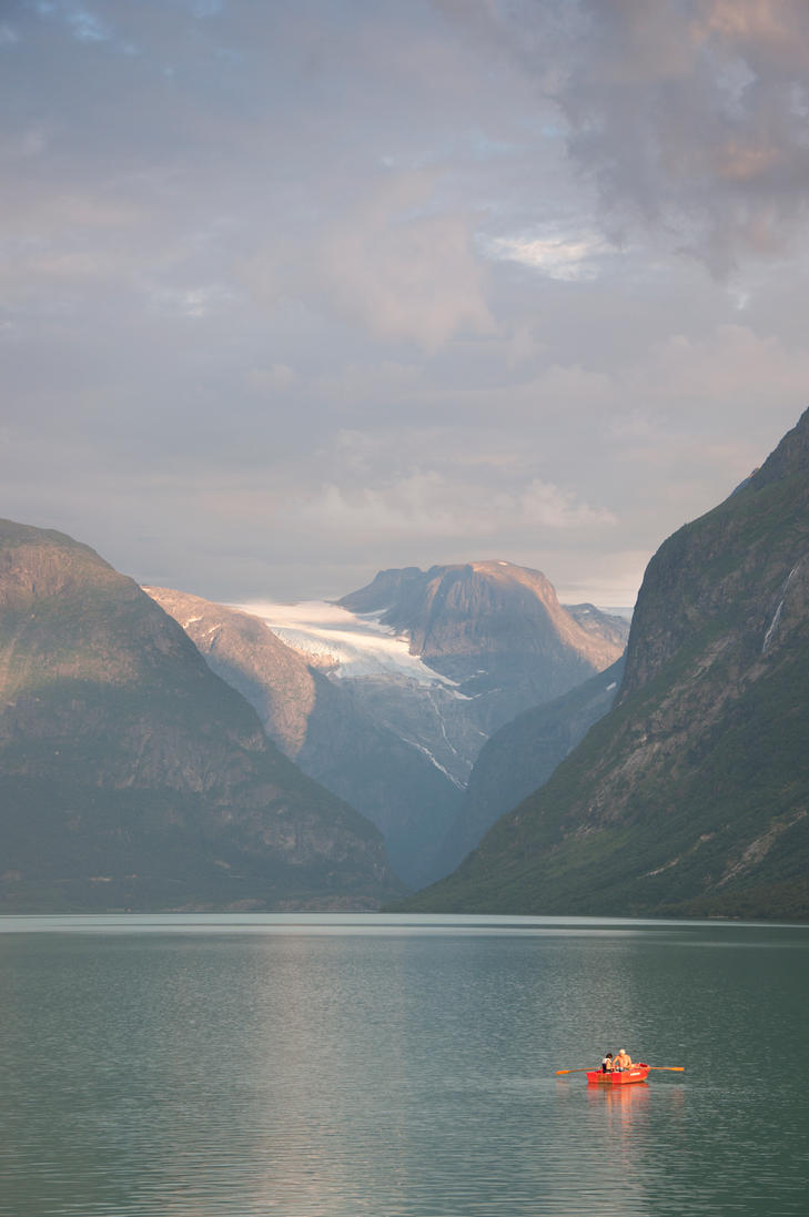 Norway by Soffeline
